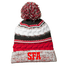 Load image into Gallery viewer, SFA Pom Pom Beanie- 4 Colors