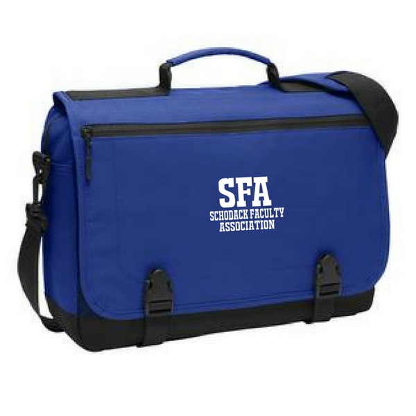 SFA Messenger Bag- 3 Colors