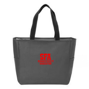 SFA Zipper-Top Tote Bag- 3 Colors