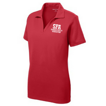 Load image into Gallery viewer, SFA Performance Polo- Ladies & Men's, 3 Colors
