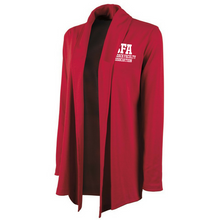 Load image into Gallery viewer, SFA Ladies Open Cardigan- 2 Colors