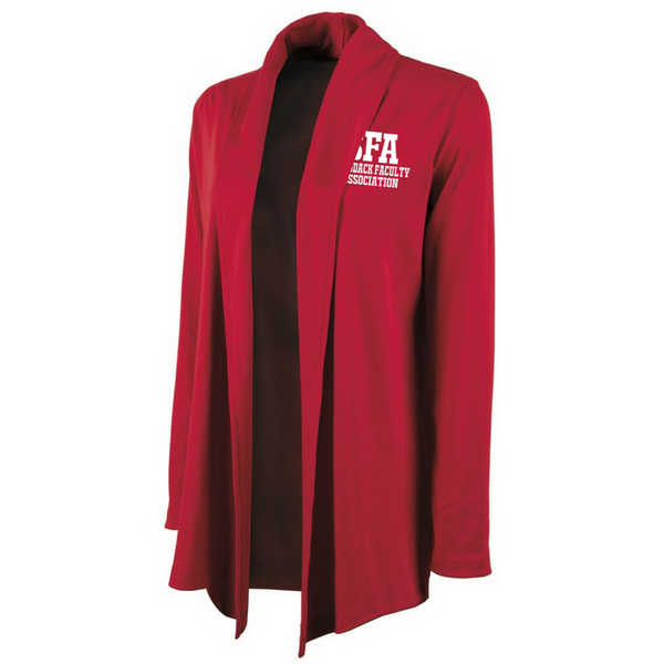 SFA Ladies Open Cardigan- 2 Colors