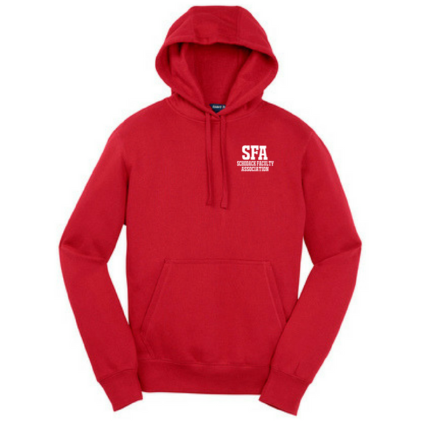 SFA Solid Hoodie- Ladies & Men's, 3 Colors
