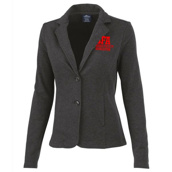 SFA Ladies Button Knit Blazer- 2 Colors