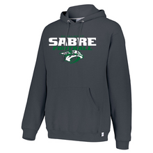 Load image into Gallery viewer, Schalmont Football Dri-Power Fleece Hoodie- Youth & Adult, 3 Colors