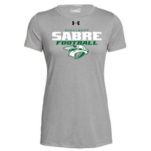 Load image into Gallery viewer, Schalmont Football Under Armour Short Sleeve Performance Shirt- Ladies & Men's, 2 Colors