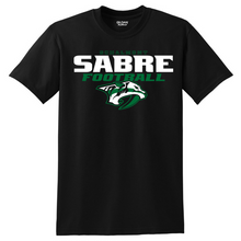 Load image into Gallery viewer, Schalmont Football Cotton Tee- Youth & Adult, 4 Colors