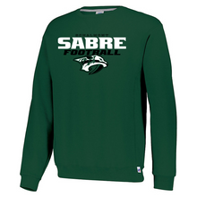 Load image into Gallery viewer, Schalmont Football Crew Neck Sweatshirt- Youth, Ladies & Men's, 3 Colors