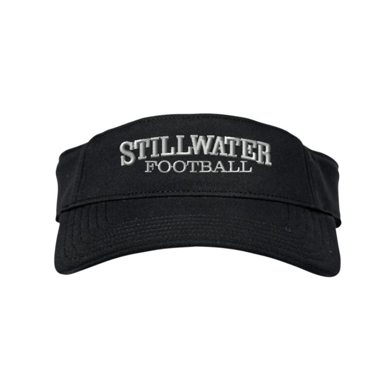 Stillwater Football Under Armour Visor- 3 Colors