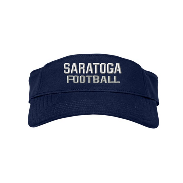 Saratoga Football Under Armour Visor- 4 Colors