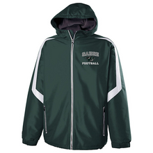 Load image into Gallery viewer, Schalmont Football Hooded Full Zip Jacket- Youth & Adult, 2 Colors