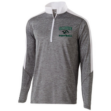 Load image into Gallery viewer, Schalmont Football Heather Lightweight 1/4 Zip Pullover- Youth, Ladies, & Men's, 3 Colors