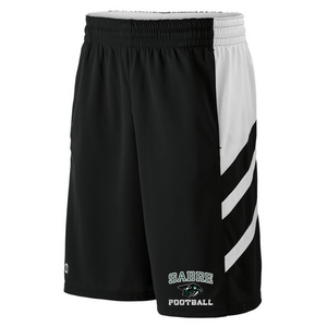 Schalmont Football Performance Shorts- Youth & Adult, 3 Colors
