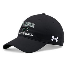 Load image into Gallery viewer, Schalmont Football Under Armour Adjustable Hat- 2 Colors