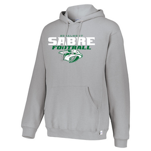 Schalmont Football Dri-Power Fleece Hoodie- Youth & Adult, 3 Colors