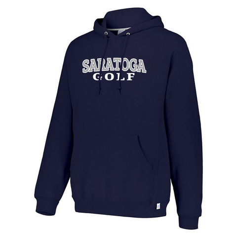 Saratoga Golf Dri-Power Fleece Hoodie- Youth & Adult, 3 Colors