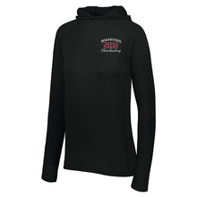 Load image into Gallery viewer, Stillwater Cheerleading Textured Hooded Pullover- 2 Colors