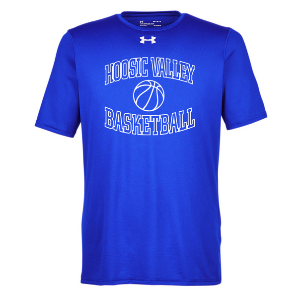 HV Basketball Under Armour Short Sleeve Performance Shirt- Ladies & Men's, 2 Colors