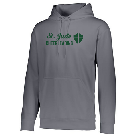 St. Jude Cheerleading Performance Hoodie- Youth & Adult, 2 Colors