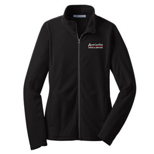 Acute Care Full-Zip Microfleece Jacket- Ladies & Men's, 2 Colors