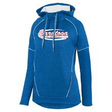 Load image into Gallery viewer, Saratoga Little League Performance Hoodie- Youth & Adult, 3 Colors