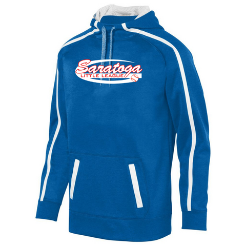 Saratoga Little League Performance Hoodie- Youth & Adult, 3 Colors