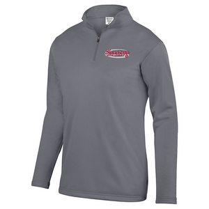 Saratoga Little League 1/4 Zip Performance Pullover- Youth, Ladies & Men's, 3 Colors