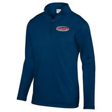Load image into Gallery viewer, Saratoga Little League 1/4 Zip Performance Pullover- Youth, Ladies & Men's, 3 Colors