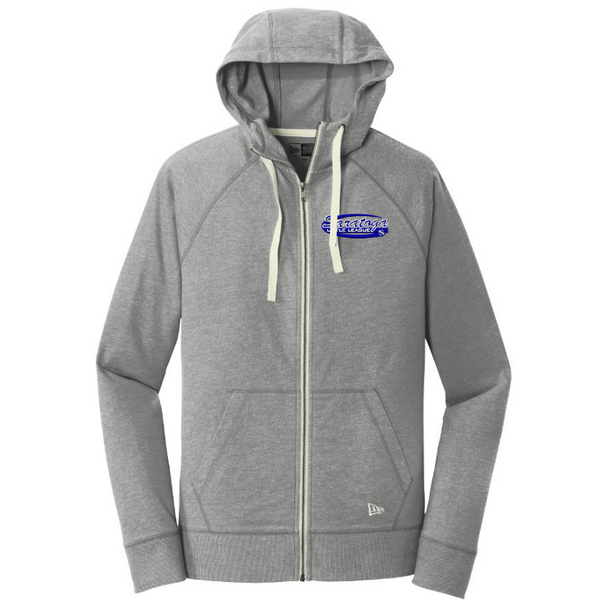 Saratoga Little League Lightweight Full Zip Hoodie- Ladies & Men's, 3 Colors