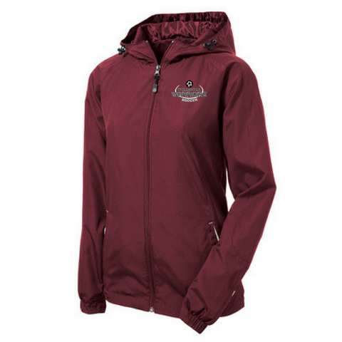 Stillwater Soccer Hooded Full-Zip Jacket- Youth, Ladies, & Adult, 2 Colors