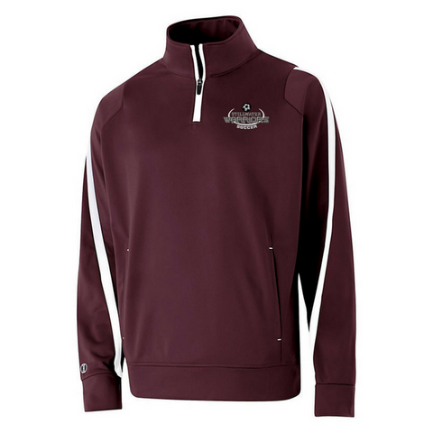 Stillwater Soccer 1/4 Zip Performance Pullover- Youth, Ladies, & Men's, 3 Colors