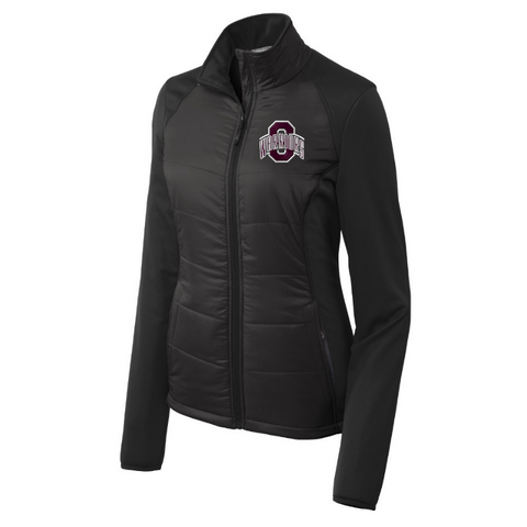 Stillwater Warriors Hybrid Soft Shell Jacket- Ladies & Men's, 2 Colors
