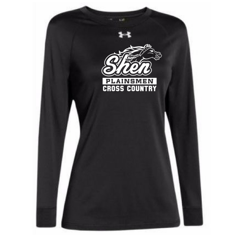 Shen Cross Country Under Armour Long Sleeve Performance Tee- Ladies & Men's, 2 Colors