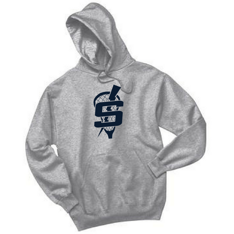 Saratoga Lacrosse Hoodie- Youth & Adult, 2 Colors