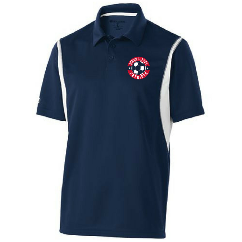 Schenectady Soccer Polo- Ladies' & Men's, 3 Colors