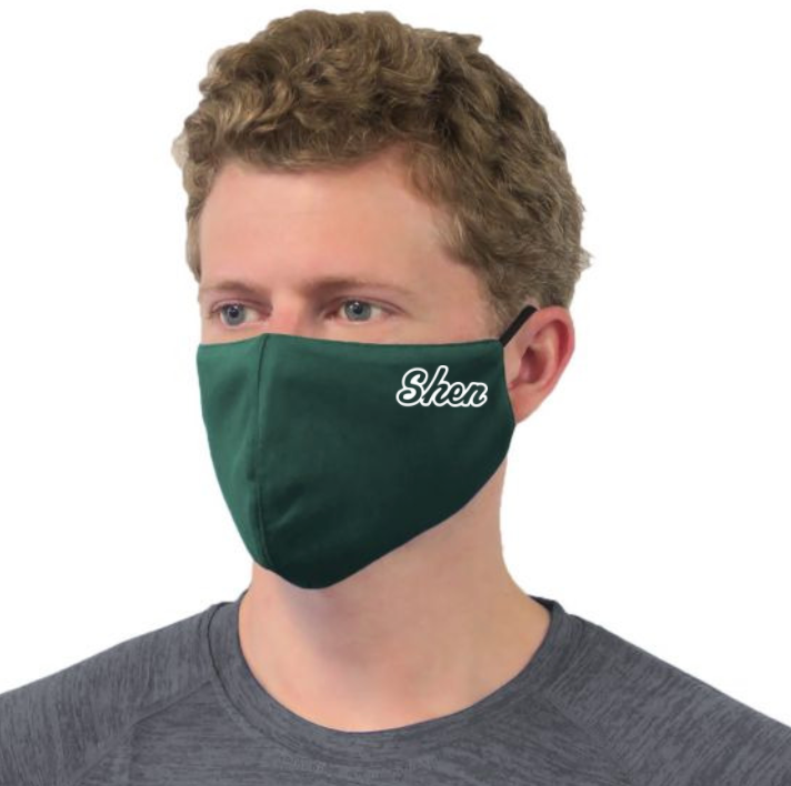 Shen Performance Face Mask, 3 sizes, 4 colors
