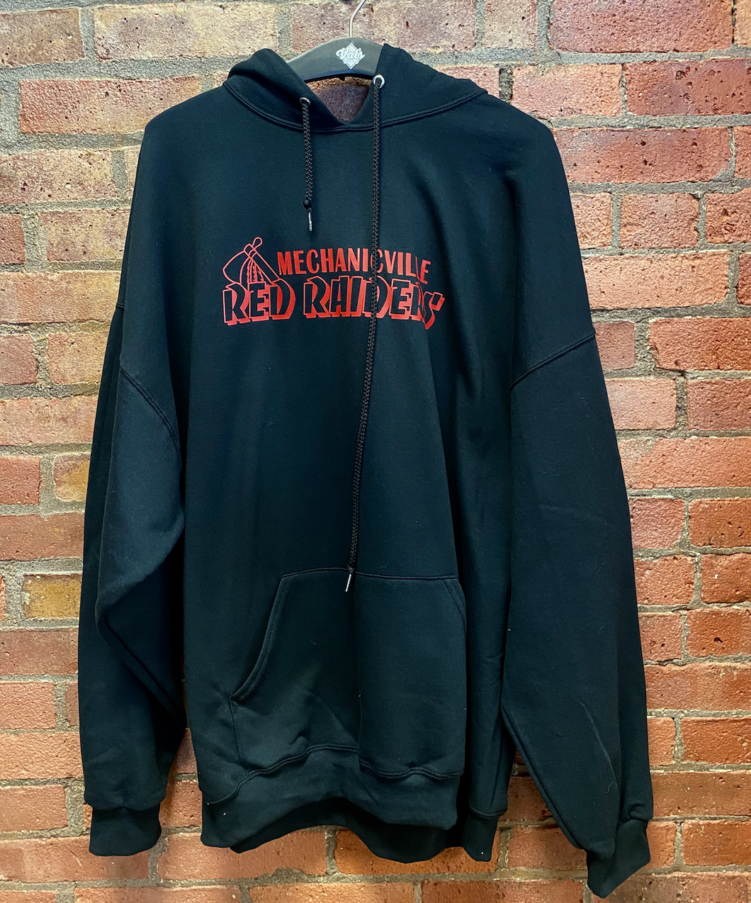 CLEARANCE- Mechanicville Red Raiders Hoodie
