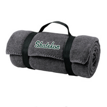 Load image into Gallery viewer, Shatekon/Shen Plainsmen Fleece Blanket- 3 Colors