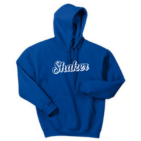 Shaker Hoodie- Youth & Adult, 3 Colors