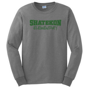 Shatekon/Shen Long Sleeve Shirt- Youth & Adult, 3 Colors