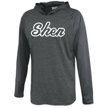Load image into Gallery viewer, Shatekon/Shen Long Sleeve Hooded Performance Shirt- Youth & Adult, 2 Colors