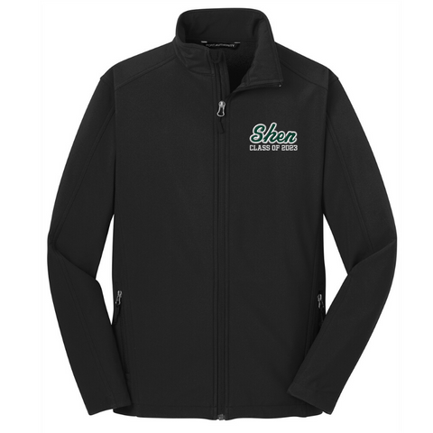 Shen Class of 2023 Soft Shell Jacket- Ladies & Men's, 2 Colors