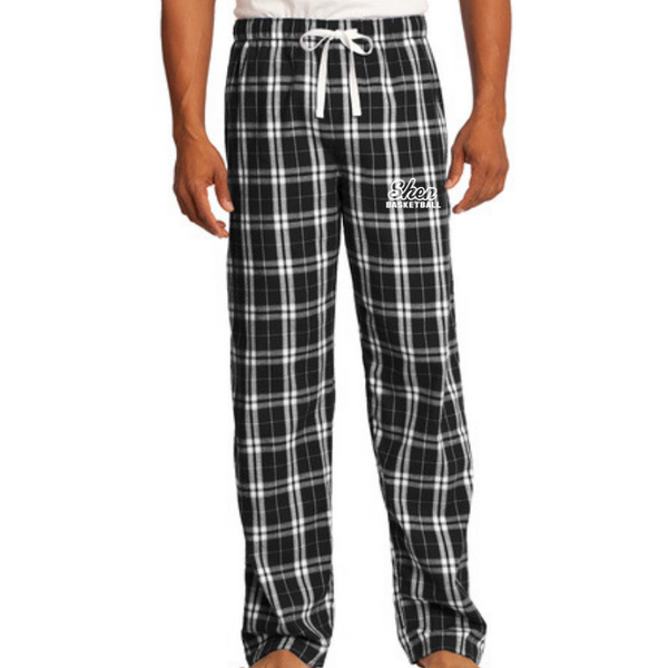Shen Basketball Flannel Pants- Ladies & Men's