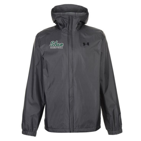 Shen Basketball Under Armour Rain Jacket- Ladies & Men's, 2 Color