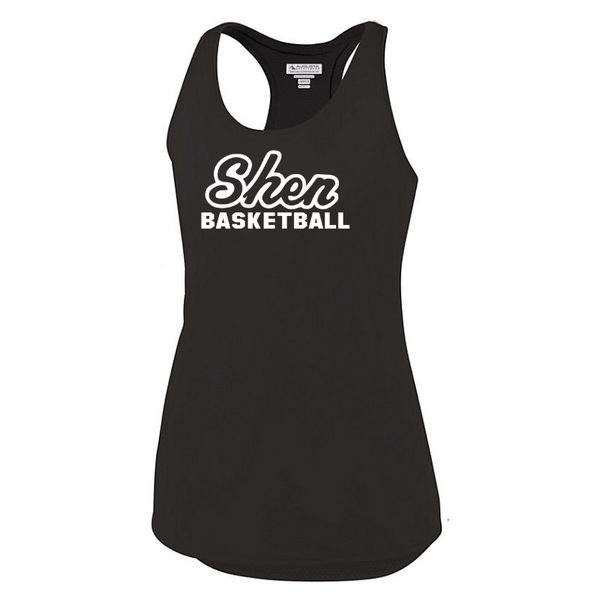 Shen Basketball Ladies Performance Tank- 2 Colors