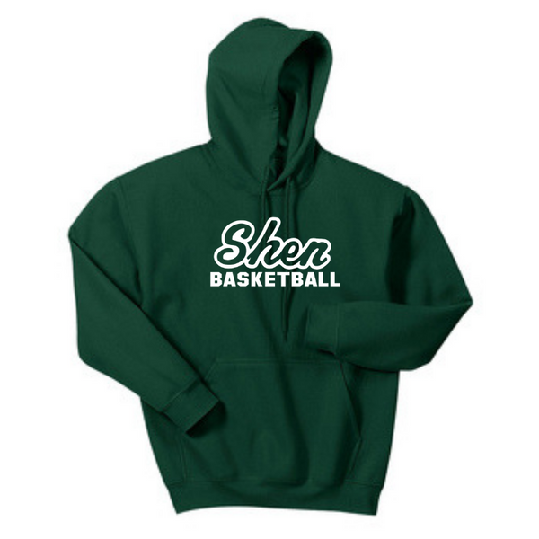 Shen Basketball Hoodie- Youth & Adult, 3 Colors