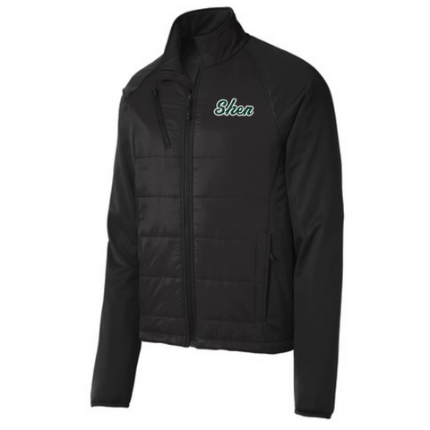 Shen Hybrid Soft Shell Jacket- Ladies & Men's, 2 Colors