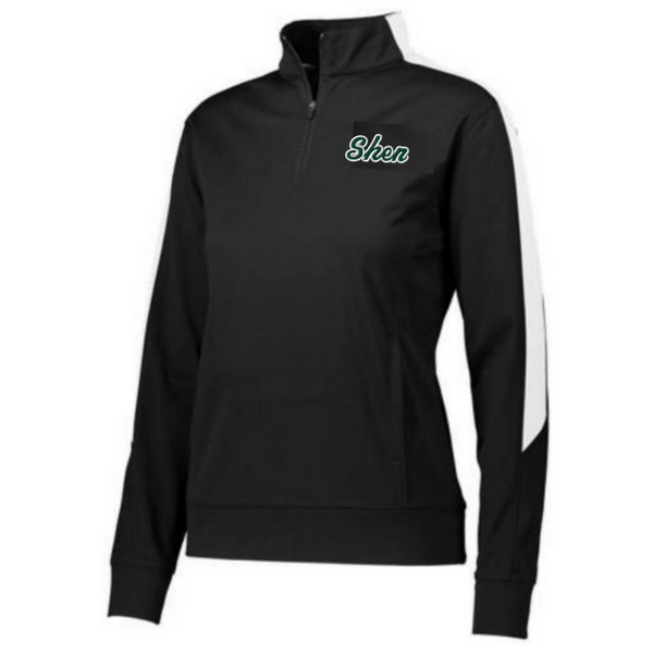 Shen Plainsmen Performance 1/4 Zip- Youth, Ladies, & Men's, 3 Colors