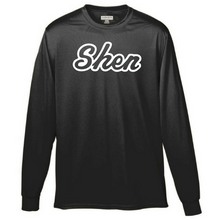 Load image into Gallery viewer, Shen Plainsmen Long Sleeve Performance Shirt- Youth & Adult, 2 Colors