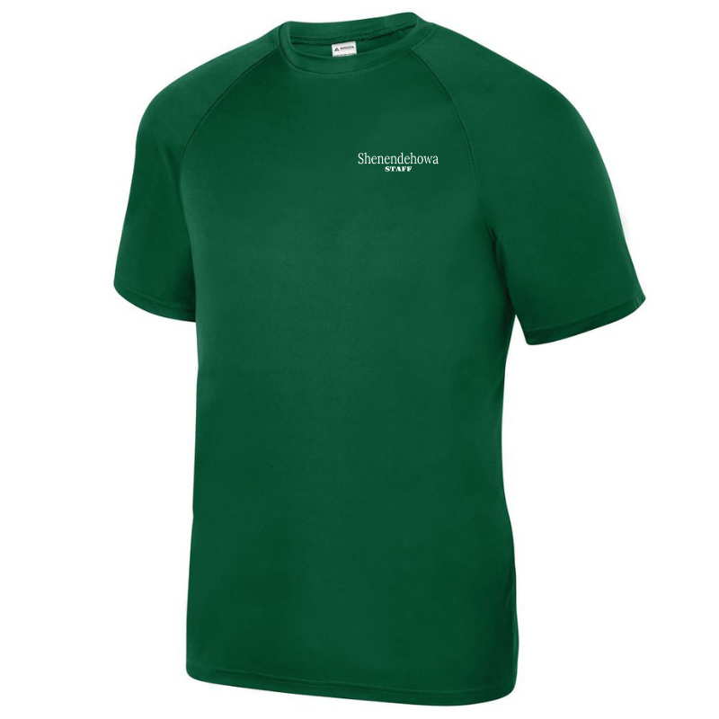Shen Staff Solid Performance Tee- Ladies & Men's, 3 Colors ($11)
